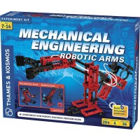 Mechanical Engineering Robotic Arms Science Kit