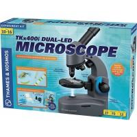 TKx400i Dual-LED Microscope Bio Science Kit