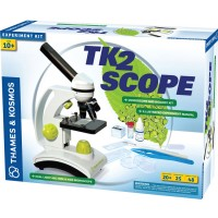 TK2 Scope Microscope & Biology Kit