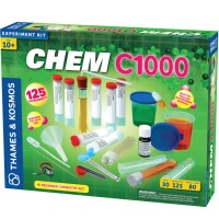 Chem C1000 Beginners Chemistry Science Kit
