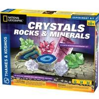 Crystals, Rocks & Minerals Science Kit
