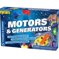 Motors & Generators Science Kit