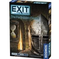 Exit: The Forbidden Castle Escape Room Home Game