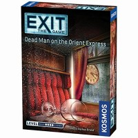 Exit: Dead Man on the Orient Express Escape Room Home Game