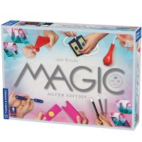 Silver Edition 100 Tricks Magic Kit