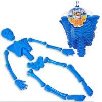 Bag of Beach Bones 15 pc Skeleton Sand Toy