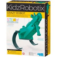 Crazy Robot STEM Building Kit