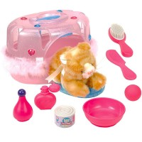 Toy Travel Cat Care Kit