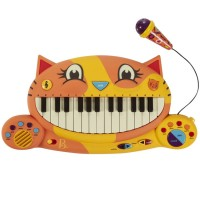 Meowsic Cat Shaped Electronic Keyboard