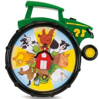 John Deere Spin Around the Farm Sound Toy