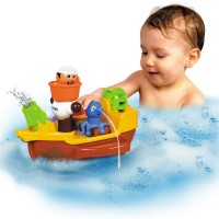 Tomy Pirate Ship Toddler Bath Playset