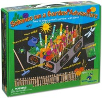 Kids Garden Plants Science Kit