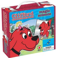 Clifford Magic Science Preschool Science Kit