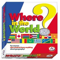 Where in the World Geography Game