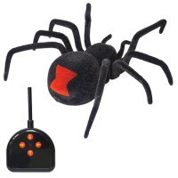 RC Black Widow Spider Robot