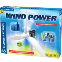 Wind Power Energy Science Kit