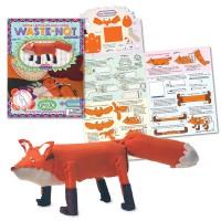 Make a Fox Toy Animal Craft Kit