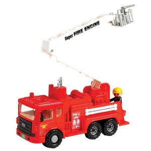 Toy Fire Engine Truck